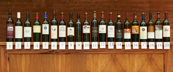 International Cabernet Tasting